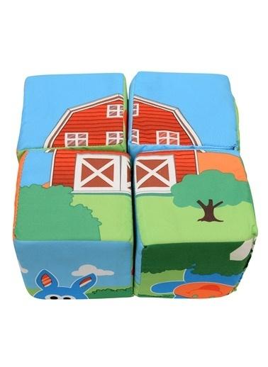 Çiftlik Arkadaşlarım Oyun Küpleri-Bondigo